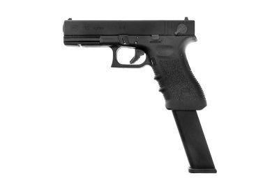 Replika pistoletu Glock 18C gen.3 - UMA - Pistolety - Gazowe - Repliki broni ASG - Sklep TanieMilitaria.pl - ASG /airsoft - Warszawa